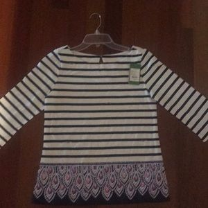 NWT Lilly Pulitzer Waverly Top